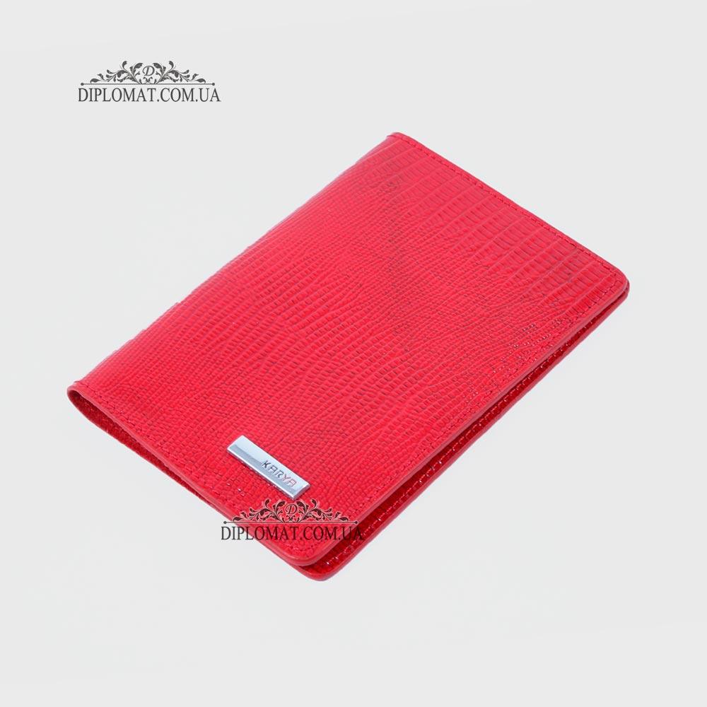 Обложка для паспорта KARYA 093 074