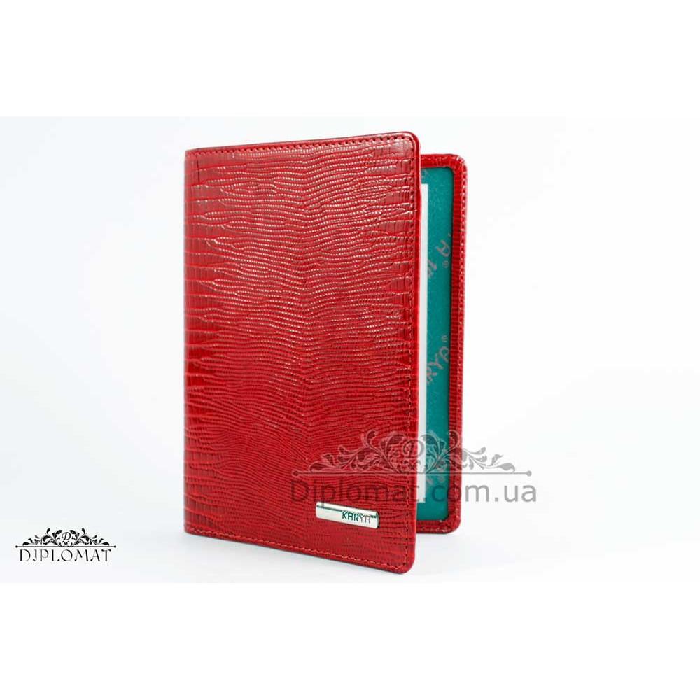 Обложка для паспорта KARYA 092 074