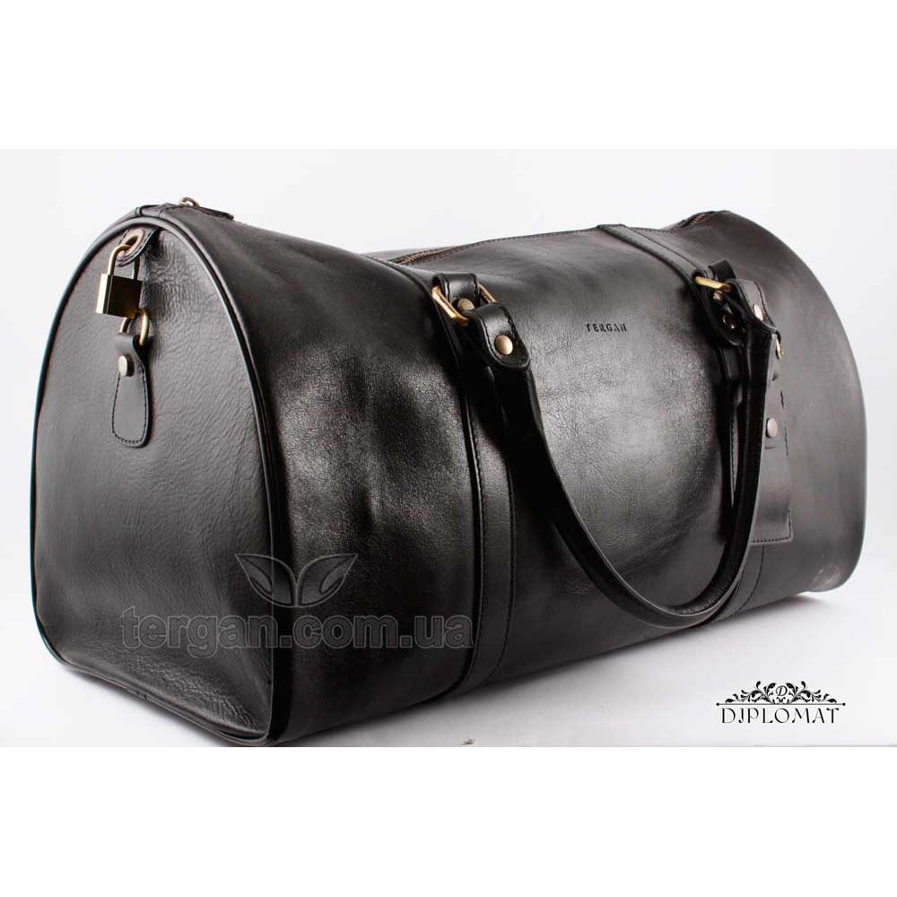 Дорожная сумка TERGAN 2513 SIYAH VEGETAL