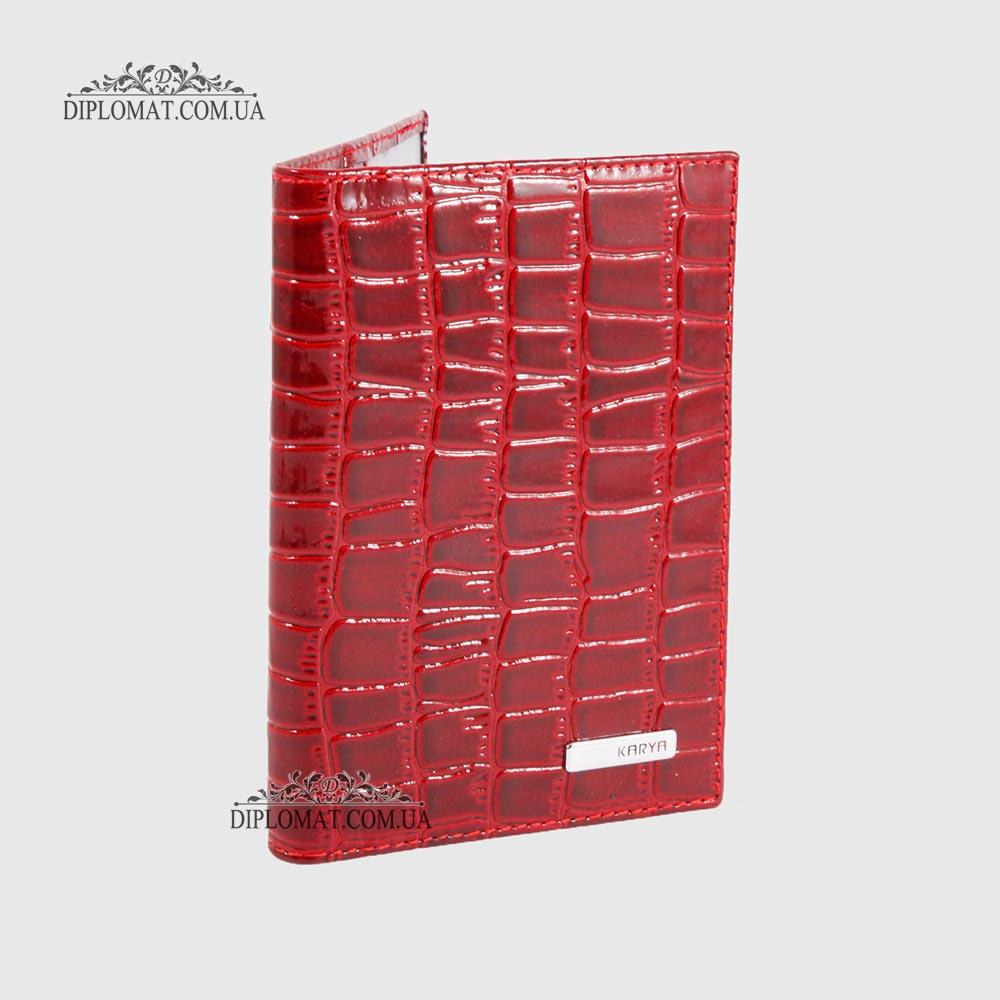 Обложка для паспорта KARYA 094 08