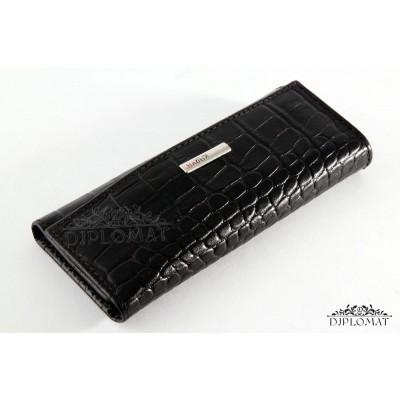 Ключница KARYA 399 53 Черный Крокодил