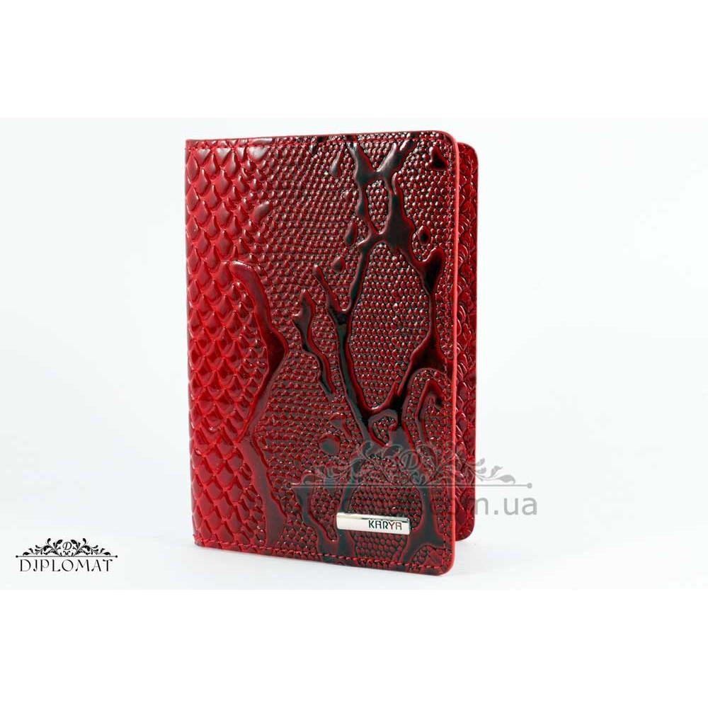 Обложка для паспорта KARYA 093 019
