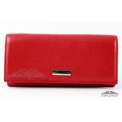 Кошелек женский KARYA 1090 46 Красный