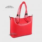 Сумка Женская на плечо Кожаная GUARD 411   KIRMIZI FLOATER Красный/Розовый