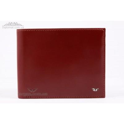 Портмоне мужское для карточек и денег из натуральной кожи TERGAN 1464 22TABA FIESTA