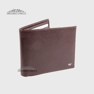3235102b7de7 Портмоне мужское TERGAN 1464 для карточек и денег из натуральной кожи KAHVE  RUSTIC Коричневый