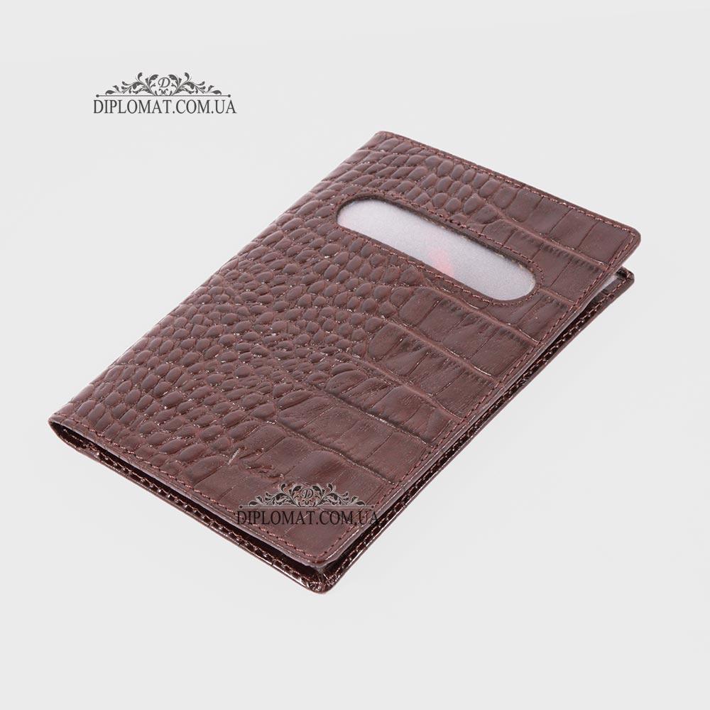 Обложка для паспорта KARYA 099 57
