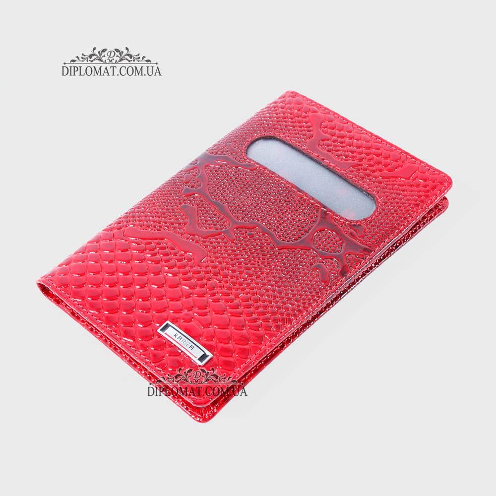Обложка для паспорта KARYA 099 019