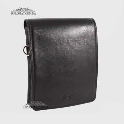 Купить Кожаную мужскую сумку Через плечо Планшет Мессенджер Украина dc5091d828590