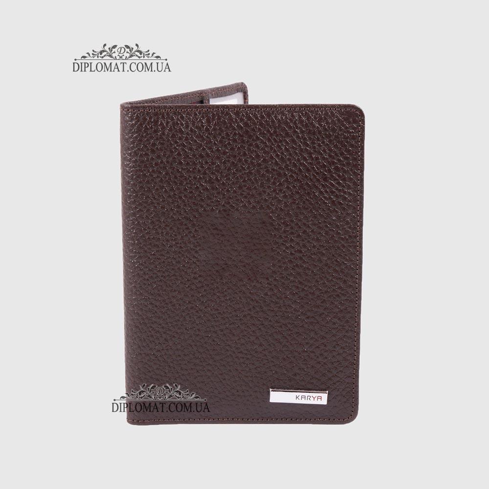 Обложка для паспорта KARYA 092 39