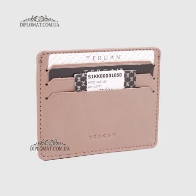 Кожаный Картхолдер Кредитница TERGAN 1050 KUM RUSTIC