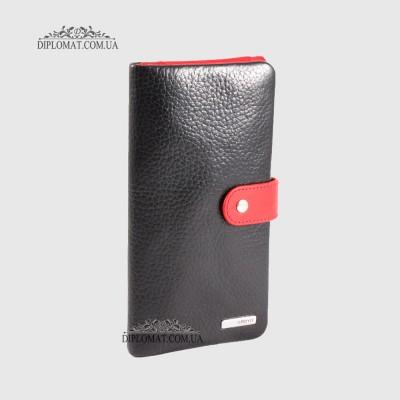 9742feba78fa Купить кожаный Женский кошелек | Недорого Украина (Отделение для ...
