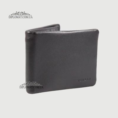 cd11fa4ad619 Портмоне мужское TERGAN 1585 для карточек и денег из мягкой натуральной  кожи SIYAH NAPPA