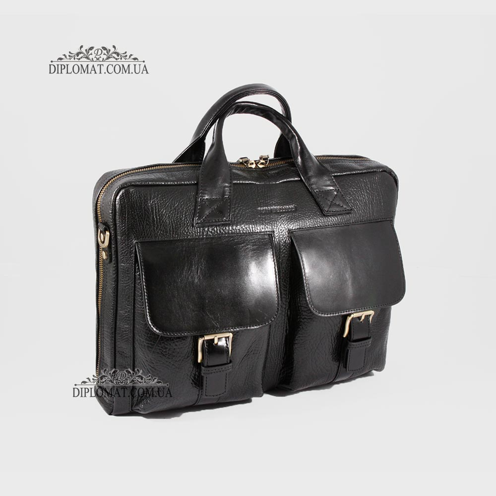 Портфель мужской TONY BELLUCCI T-5026  893 BLACK