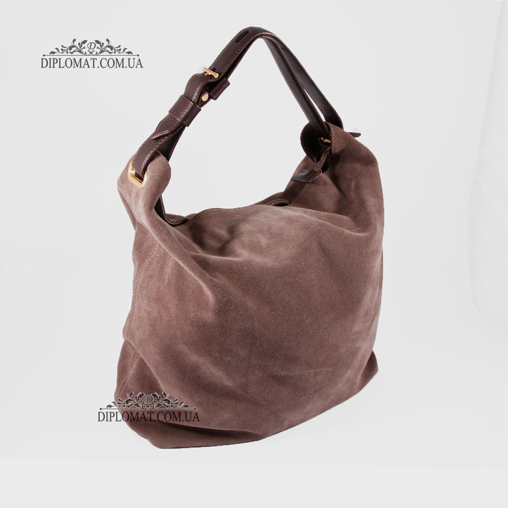 Сумка женская RACOS 1049 BuckSKIN Light BROWN