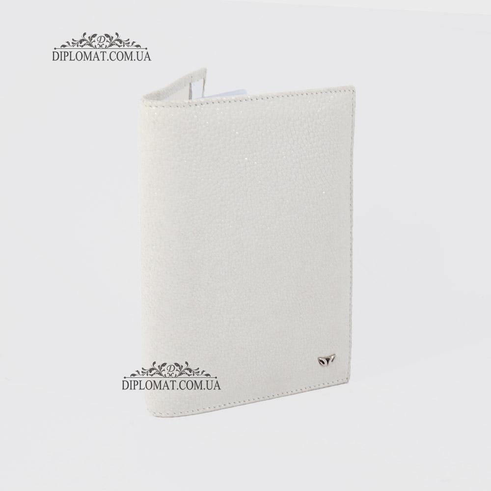Обложка для автодокуменов TERGAN 1104 BEYAZ VATOS