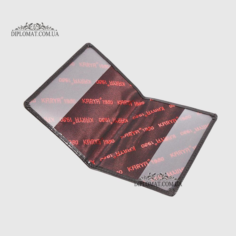 Обложка для паспорта KARYA 090 STD