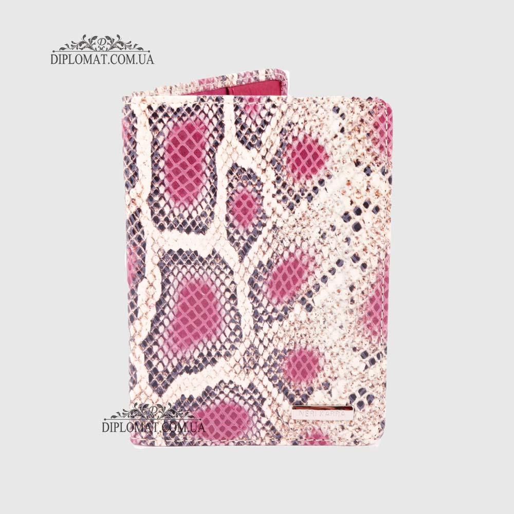 Обложка для паспорта NERI KARRA 0110 2-82.74