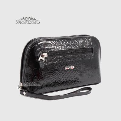 Косметичка женская Кожаная с карманом на молнии BUTUN B.665 008001 90491852e90