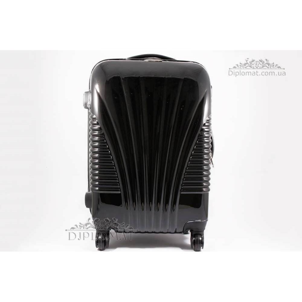 Чемодан дорожный KARYA Suitcase SMALL PLASTIC BLACK