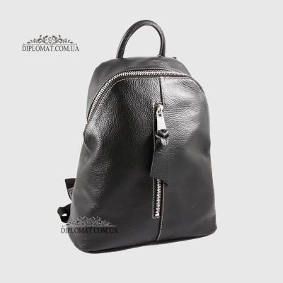 Рюкзак женский кожаный BELLINI Saltino 1568 DARK BROWN floater cbabcb94a54