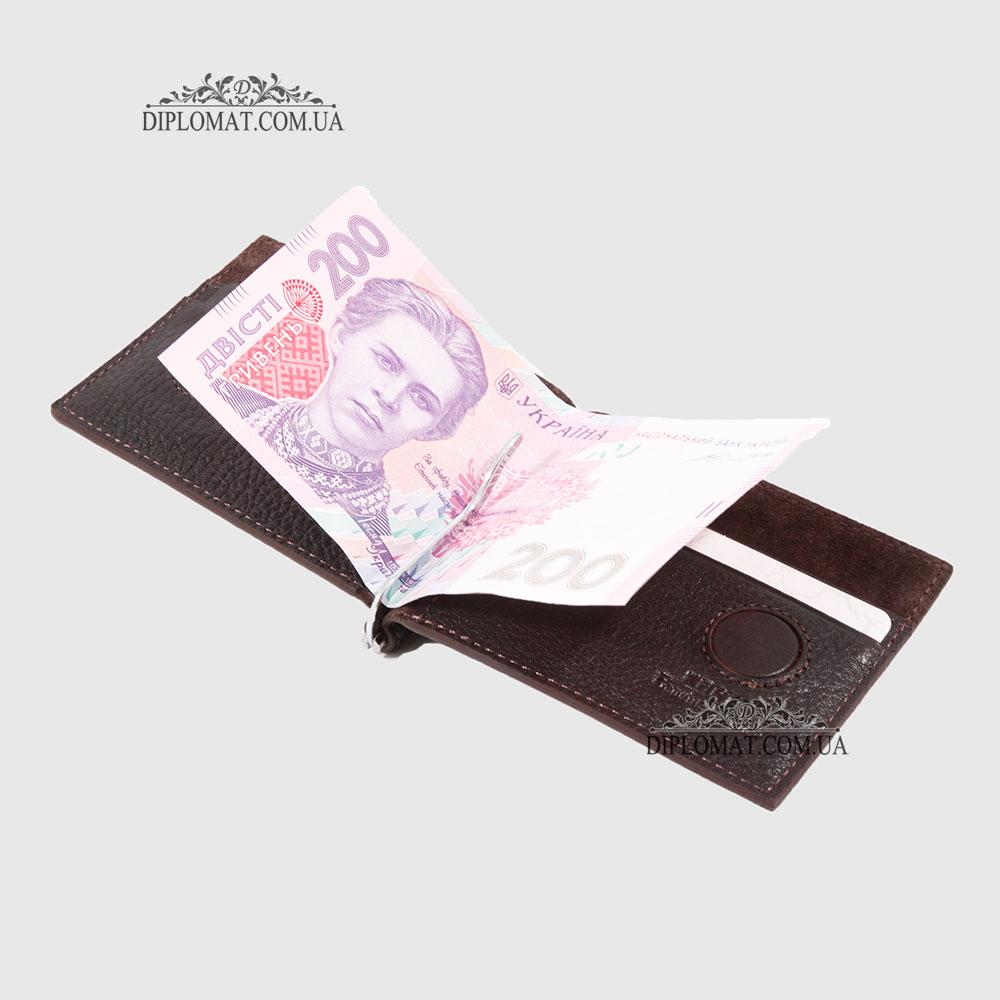 Зажимы для денег на магните с отделением для карт KARYA 0902  39
