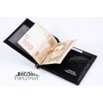 Зажим для денег с отделением для карт KARYA 0455 45