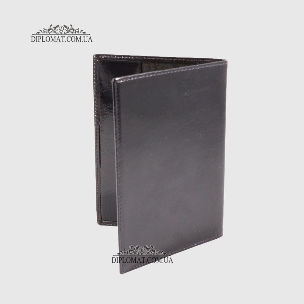 Обложка для паспорта TERGAN 1200 SIYAH CRISTAL