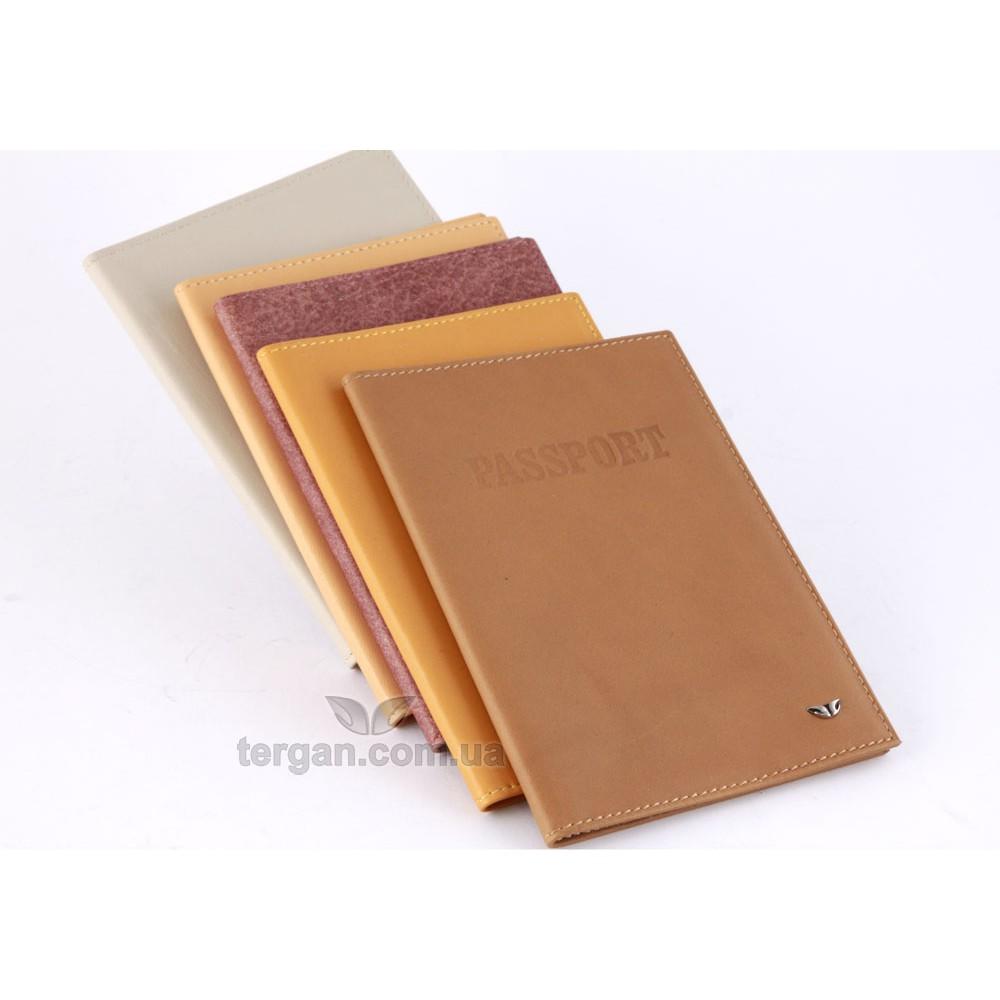 Обложка для паспорта TERGAN 1200 STAND RENK