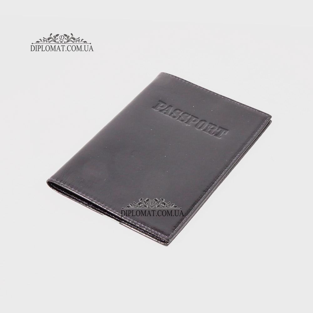Обложка для паспорта TERGAN 1200 тСнЛак