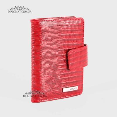 Визитницы кожаные для дисконтных карт KARYA 0014 075