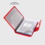 Визитницы кожаные для пластиковых карт KARYA 0014  46
