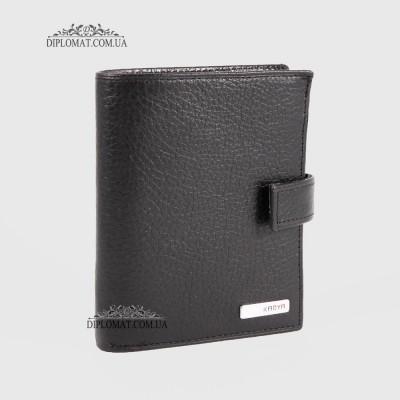 956ecba6b15d Портмоне мужское Вертикальное для денег и карт KARYA 0912 45 Black